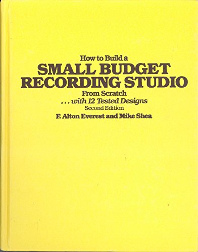 9780830691661: 2/E How Build Small Budget Rec/Stu-H/C
