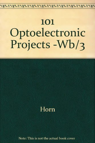 9780830692057: 101 Optoelectronic Projects -Wb/3