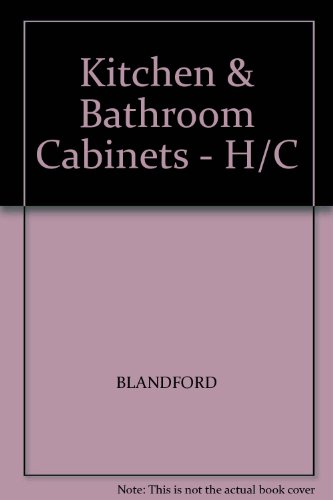 9780830692446: Kitchen & Bathroom Cabinets - H/C