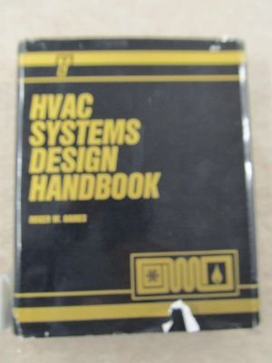 9780830693139: HVAC Systems Design Handbook