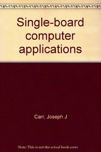 9780830695300: Single-board computer applications
