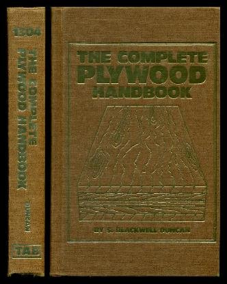 9780830696710: The complete plywood handbook