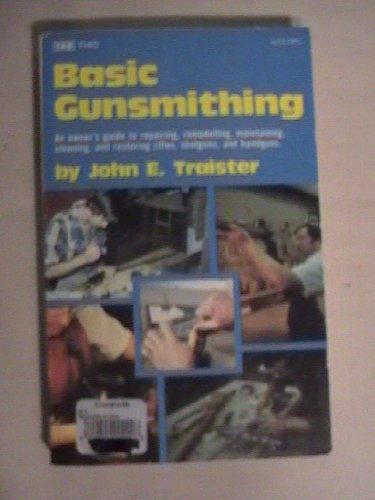 9780830697564: Basic gunsmithing