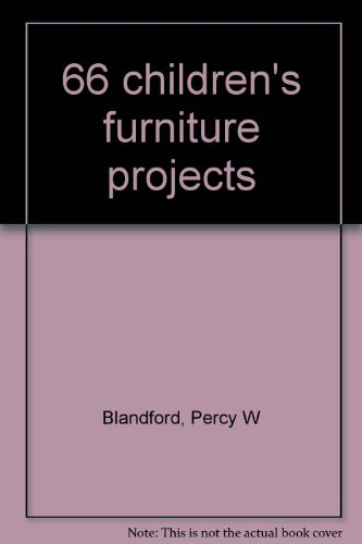 9780830697694: 66 children's furniture projects
