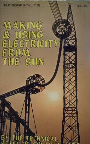 9780830698127: Making and Using Electricity from the Sun