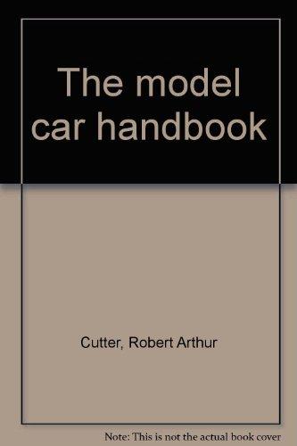 9780830698394: The model car handbook