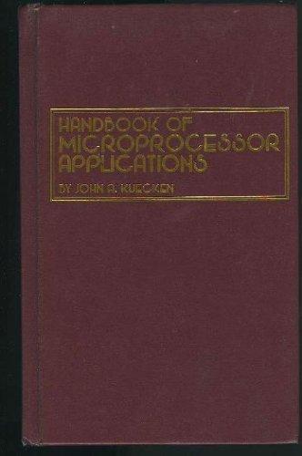 9780830699353: Handbook of microprocessor applications