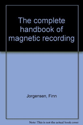9780830699407: The complete handbook of magnetic recording