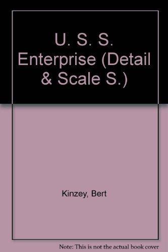 9780830699537: The USS Enterprise (CVN-65) in detail & scale - D&S Vol. 39
