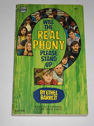 9780830700417: Will the Real Phony Please Stand Up?