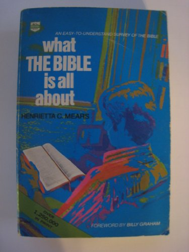 9780830700721: What the Bible is All About