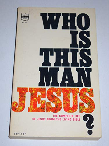 Who Is This Man Jesus?: Taylor, Kenneth N.
