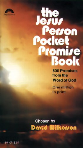 9780830701919: The Jesus Person Pocket Promise Book:800 Promises From the Word of God