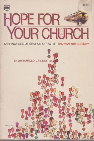 Hope for Your Church: Ten Principles of Church Growth