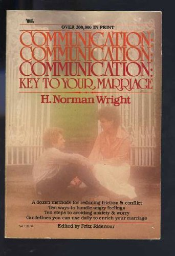9780830707263: Communication: Key to Your Marriage