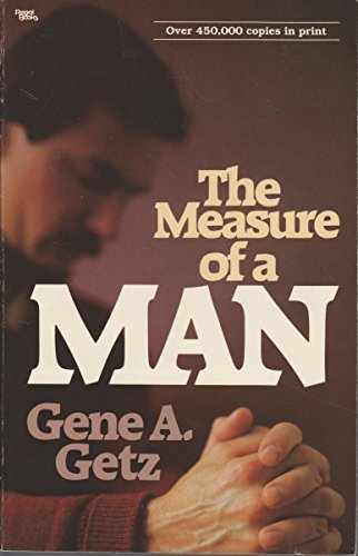 9780830710317: The Measure of a Man