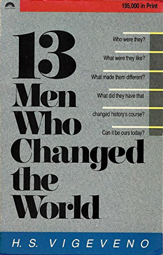 9780830711505: 13 Men Who Changed the World