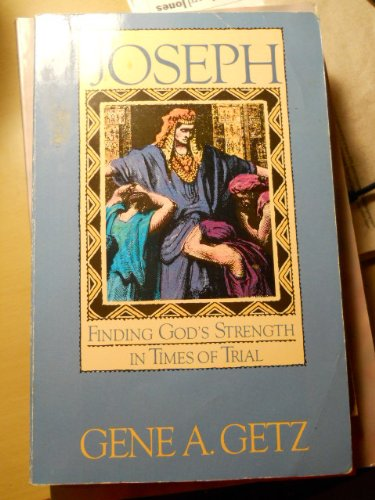 9780830713479: Joseph: Finding God's Strength in Times of Trial
