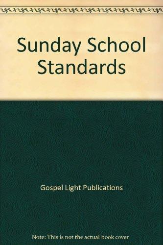 9780830715091: Sunday School Standards