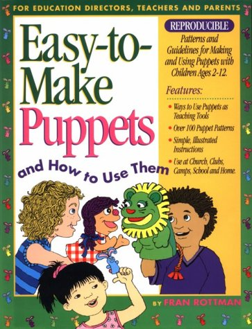 9780830716791: Easy to Make Puppets and How to Use Them