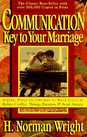 9780830717132: Communication: Key to Your Marriage