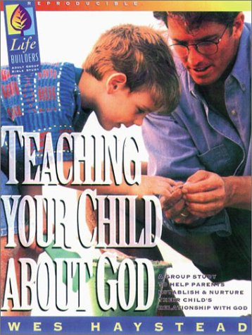 9780830717644: Teaching Your Child about God: Teacher's Guide