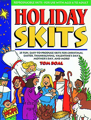 9780830717781: Holiday Skits (Smart Pages Series)