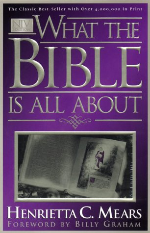 9780830718306: What the Bible is All about: NIV