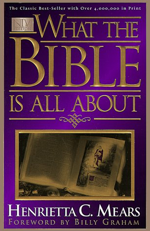 9780830718979: What the Bible is All about: NIV