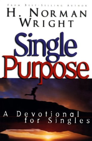 9780830719327: Single Purpose: A Devotional for Singles