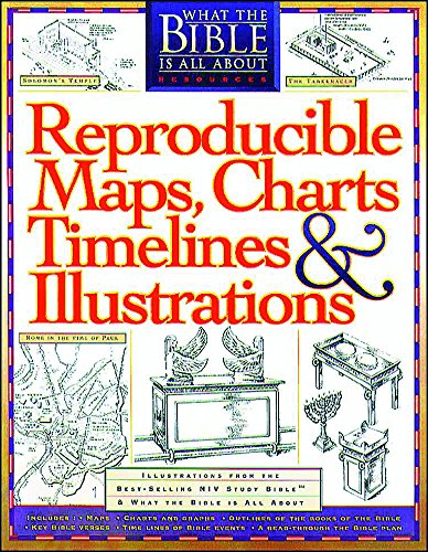 9780830719389: Reproducible Maps, Charts, Timelines and Illustrations