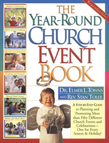 9780830720408: The Year-Round Church Event Planner