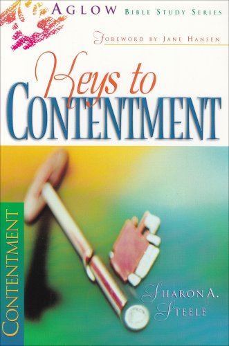 9780830721306: Keys to Contentment: A Study of Philippians (Aglow Bible Study)