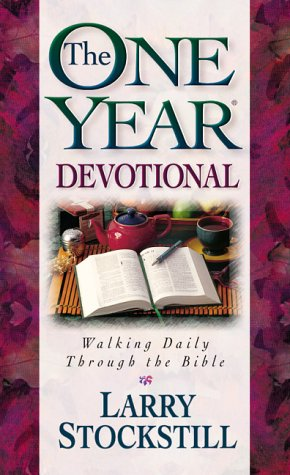 9780830721948: The One Year Devotional: Walking Daily Through the Bible