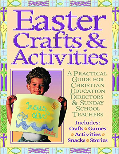 9780830723447: Easter Crafts and Activites: A Practical Guide for Christian Education Directors & Sunday School Teachers (Big Books)