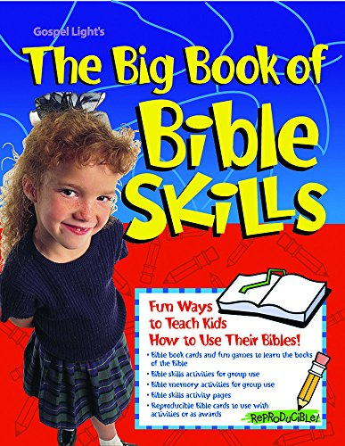 9780830723461: The Big Book of Bible Skills (Big Books)