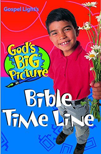 9780830723478: God's Big Picture Bible Timeline (KidsTime)