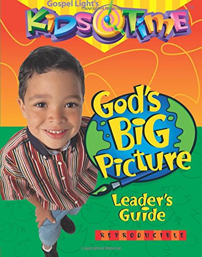 9780830723492: God's Big Picture Leader's Guide (KidsTime)