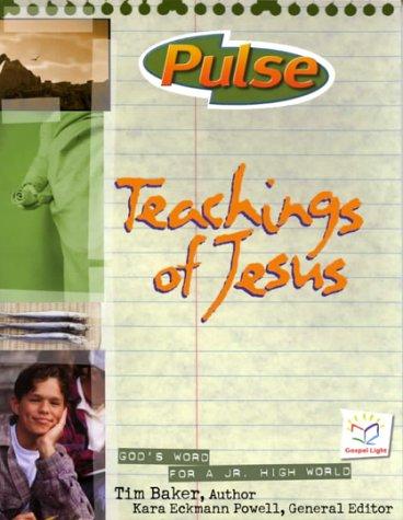 9780830724093: Teachings of Jesus (Pulse)