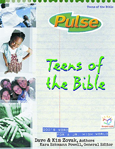9780830724123: Teens of the Bible (Pulse) (No. 6)