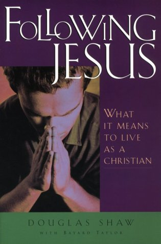 9780830724161: Following Jesus: What It Means to Live As a Christian