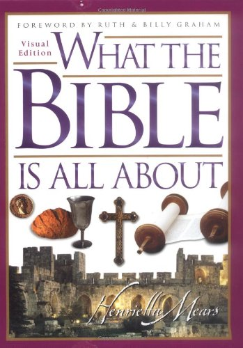 What the Bible Is All About NIV Bible Handbook