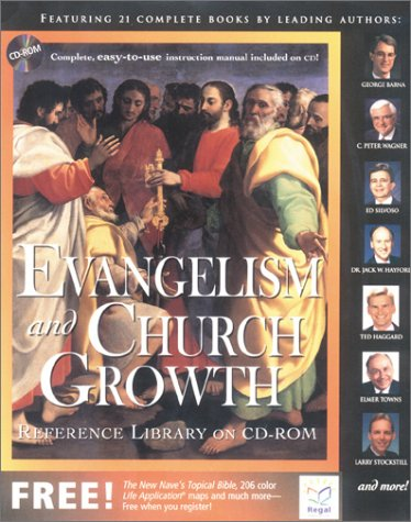 9780830725205: Evangelism and Church Growth: Reference Library