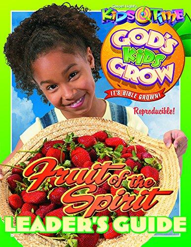 9780830725809: God's Kids Grow Leader's Guide (KidsTime)