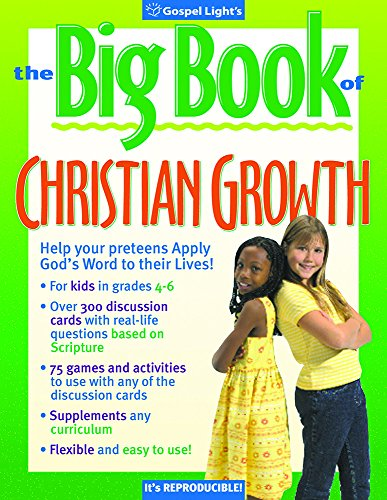 9780830725861: The Big Book of Christian Growth (Big Books)