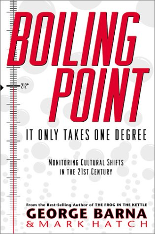 9780830726509: Boiling Point: It Only Takes One Degree