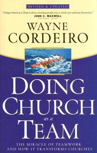 9780830726523: Doing Church As a Team