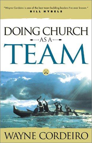 9780830726660: Doing Church As a Team