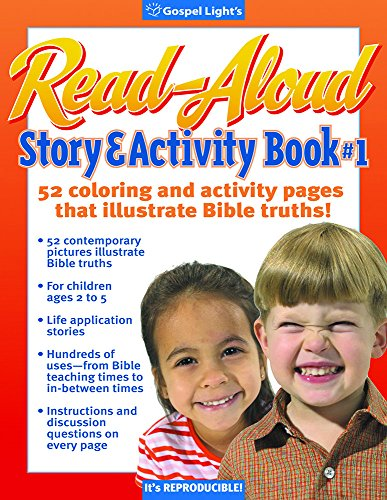9780830727704: Read Aloud Story and Activity Book #1 (No. 1)