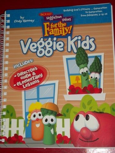 Veggietown Values for the Family, Veggiekids Director's Guide: n/a